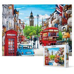 150피스 직소퍼즐 - 런던의 평화로운 오후