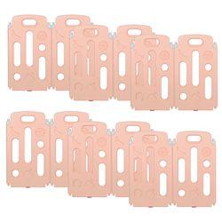 [끌라로] 베이비룸 울타리 12P(핑크)