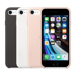 [Apple] 애플정품 iPhone SE 실리콘 케이스(아이폰7 8 호환)