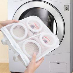 쏙 넣어 세탁하는 운동화 세탁망