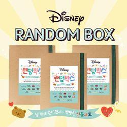 [1+1] 디즈니 다꾸템 랜덤박스