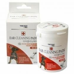 The Dog - Ear Cleaning Pads 패드 40매 (pdc)