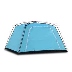 산들로 코튼 면 알루미늄 4-5인용 텐트 + POLY 플라이 SA-OT011