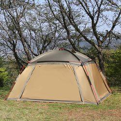 산들로 7-8인용 대형 돔 빅스크린 쉘터  SA-OT026