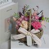 카네이션꽃바구니(프리저브드)