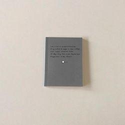 pocket note (khaki)