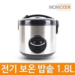 맘쿡 원터치 전기보온 밥솥 10인용 DMC-180