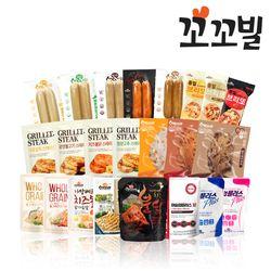 [1+1/무료배송] 부드러운 닭가슴살 골라담기