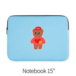 Cutie bear (노트북 15인치 파우치)