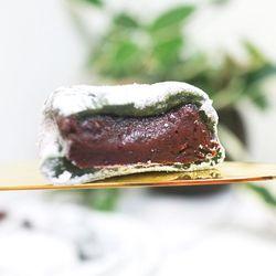 찹쌀떡 백미 쑥 아침대용 소부당 찹쌀 떡 (쑥 찹쌀떡 6개)