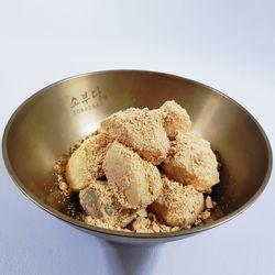 아침대용떡 인절미 개업떡 소부당 콩가루 인절미 4팩