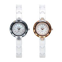 여성시계 여자시계 팔찌시계 세라믹시계 YA-8017A