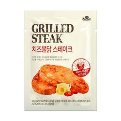 닭가슴살스테이크 치즈불닭 100g 15팩
