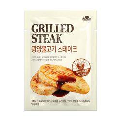 닭가슴살스테이크 광양불고기 100g 15팩