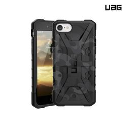 UAG 아이폰 SE 2세대 2020 SE2  8  7 카모 케이스
