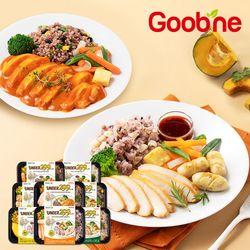 [무료배송] 굽네 UNDER299 곤약영양밥&닭가슴살 도시락 6종 골라담기
