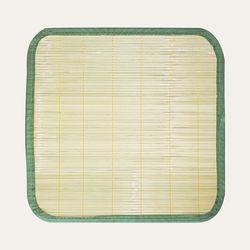 여름 대나무방석 쿨방석 청대방석 여름 업소용 방석