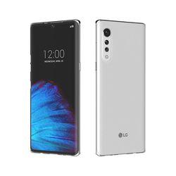 LG 벨벳 VELVET 에어슬림핏 케이스 +방탄필름(1P)