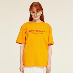 Youth Half T-Shirts (orange)