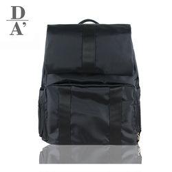 드로마 폴스백 베이비 기저귀가방 백팩(블랙)