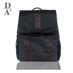 드로마 폴스백 베이비 기저귀가방 백팩(브라운)