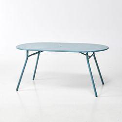 페른 1600 테이블(스카이블루)