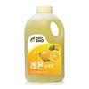 프레시에또 레몬농축액 1.8kg 레몬에이드 베이스