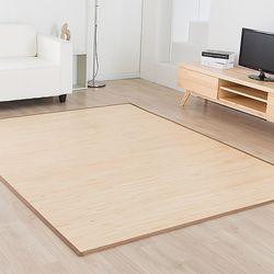 편백나무 원목카페트 150x210