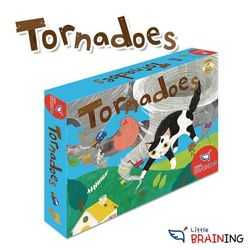 리틀브레이닝 토네이도 (tornadoes)
