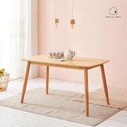 홈인홈 원목감성 식탁 겸 테이블 1480 AD002