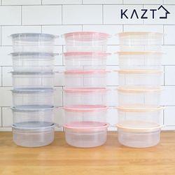 심플쿡 냉동밥 전자렌지용기(600ml) 24개