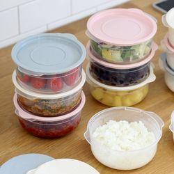 심플쿡 냉동밥 전자렌지용기(600ml) 16개
