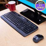 로지텍 코리아 MK330R 무선 키보드 마우스 Set 정품