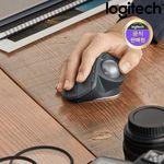 로지텍코리아 MX ERGO 무선 블루투스 트랙볼 마우스