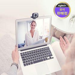 로지텍코리아 정품 C615 웹캠 화상회의온라인강의