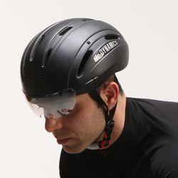 Mc.DYNAMICS 멀티 에어로 고글 자전거헬멧 아시안핏