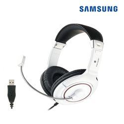 USB 헤드셋 SHS-150UW 2채널 스테레오