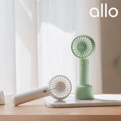 [MD추천]알로코리아 휴대용 미니 선풍기 듀얼팬 F2
