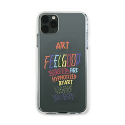 PHONE CASE ART CLEAR iPHONE 11 11 Pro 11 Pro Max