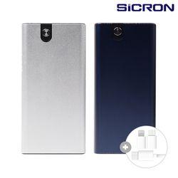 SICRON 18W PD3.0QC3.0고속충전보조배터리(10000mAh)BP-115QPD