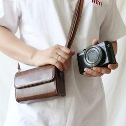 콤팩트 카메라 가방 케이스 파우치