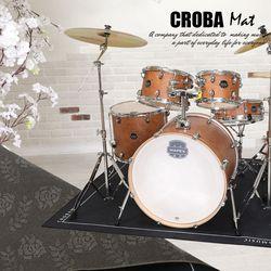 캐쉬백 크로바 드럼매트 피아노매트 악기매트 방진매트