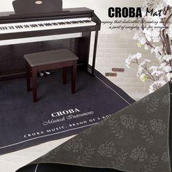 캐쉬백 크로바 피아노매트 드럼매트 악기매트 방진매트