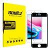 아이폰 7 8 풀커버 강화유리 액정보호필름 (블랙)