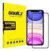 아이폰 11 풀커버 강화유리 액정보호필름 (블랙)