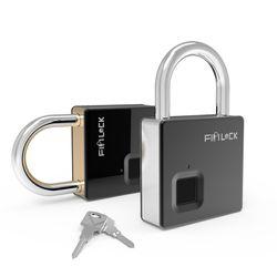 피피락 Fipilock 지문인식 자물쇠 S5 실버