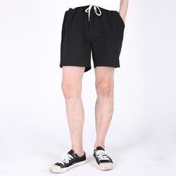 (UNISEX)M Color Shorts(BLACK)