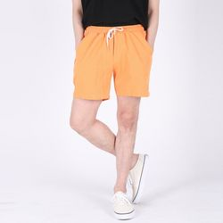 (UNISEX)M Color Shorts(ORANGE)