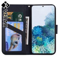 아이폰6S 애니멀 카드 포켓 심플 가죽 케이스 P519