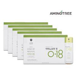 아미노포켓 핏 0.18 깔라만시 (40개입) [4주케어]